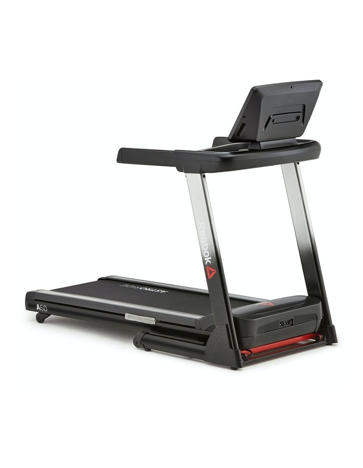 Reebok A6.0 Treadmill - Silver   Bluetooth image 2
