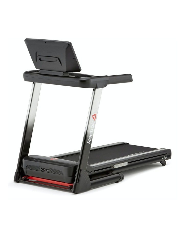 Reebok A6.0 Treadmill - Silver   Bluetooth image 3