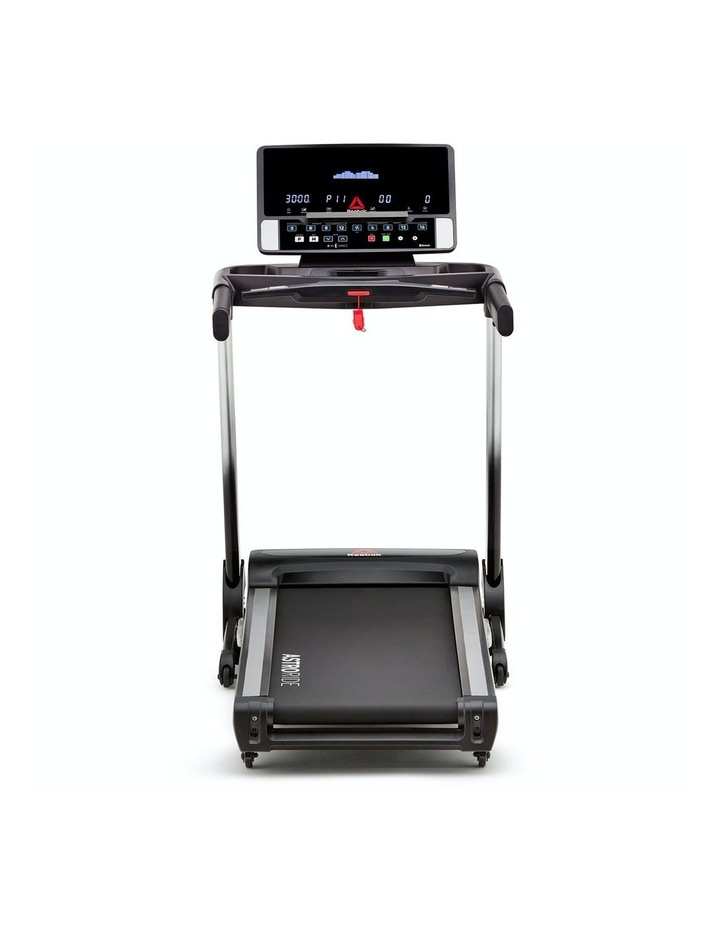 Reebok A6.0 Treadmill - Silver   Bluetooth image 5
