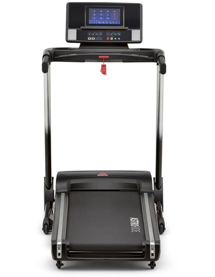 Reebok A4.0 Treadmill   TFT - Silver image 3