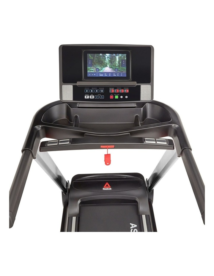 Reebok A4.0 Treadmill   TFT - Silver image 5