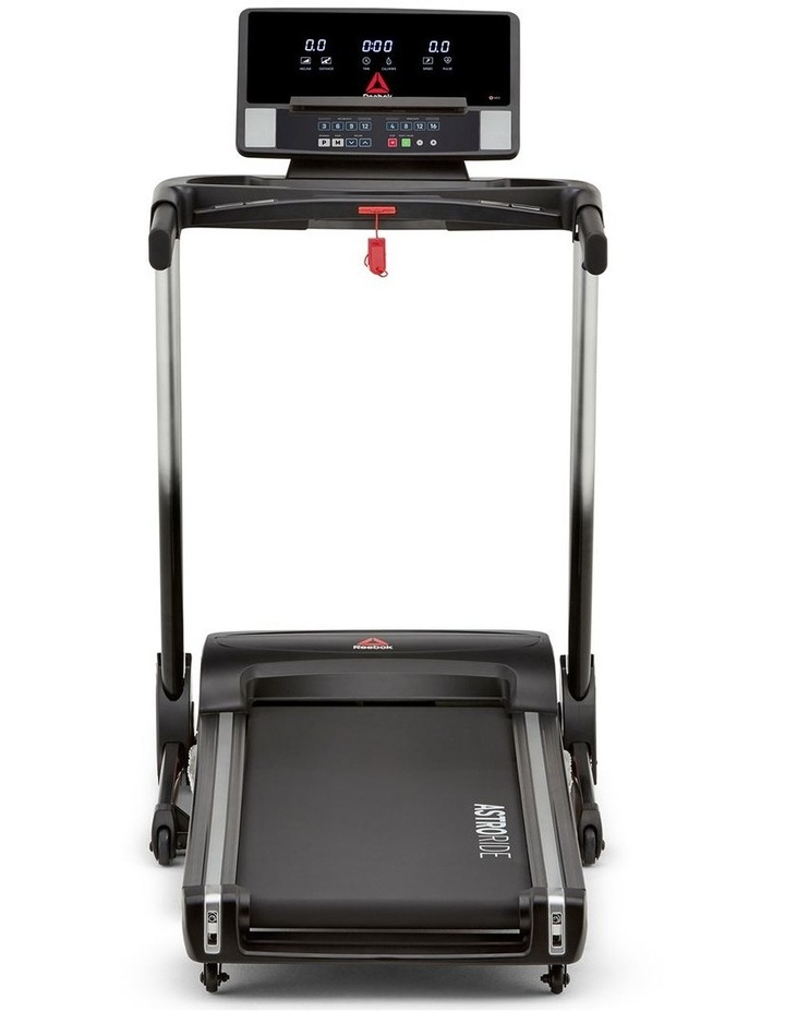 Reebok A4.0 Treadmill - Silver image 3