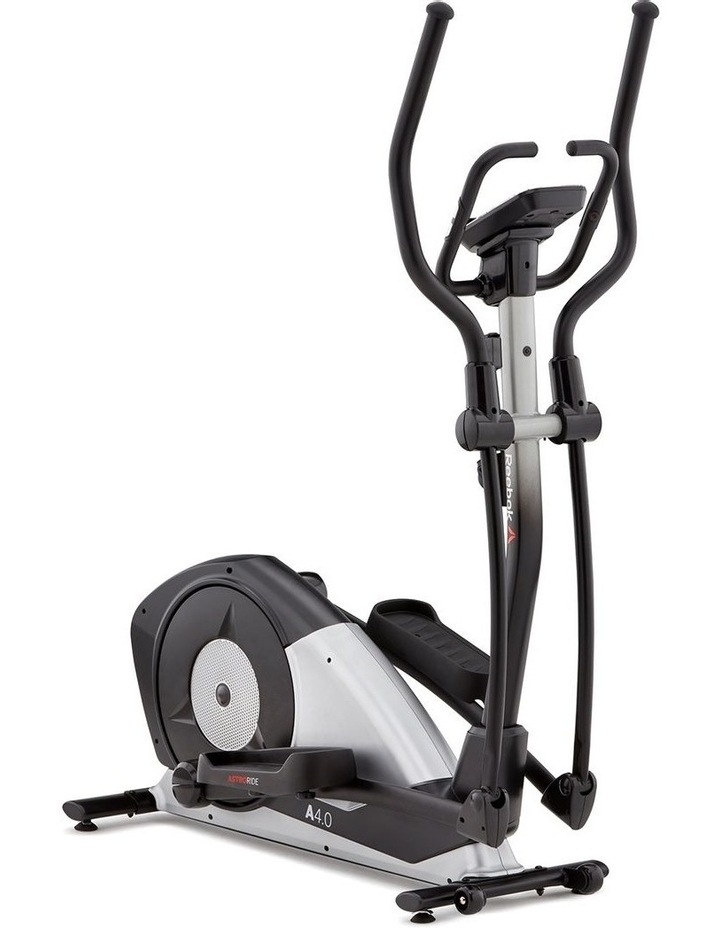 Reebok A4.0 Elliptical Cross Trainer - Silver image 1