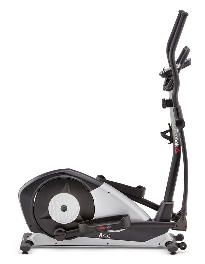 Reebok A4.0 Elliptical Cross Trainer - Silver image 2