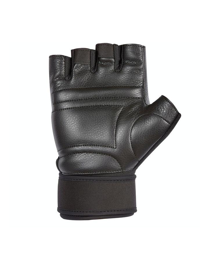 Reebok Lifting Gloves - Black, Red/Large image 2