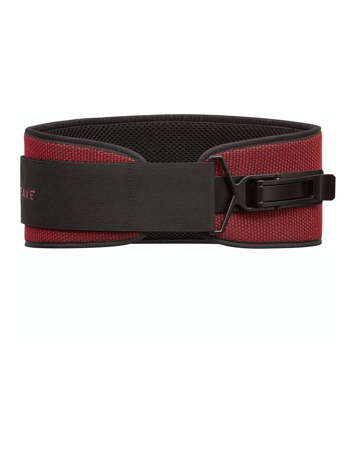 Reebok Flexweave Power Lifting Belt - Red/Small image 3