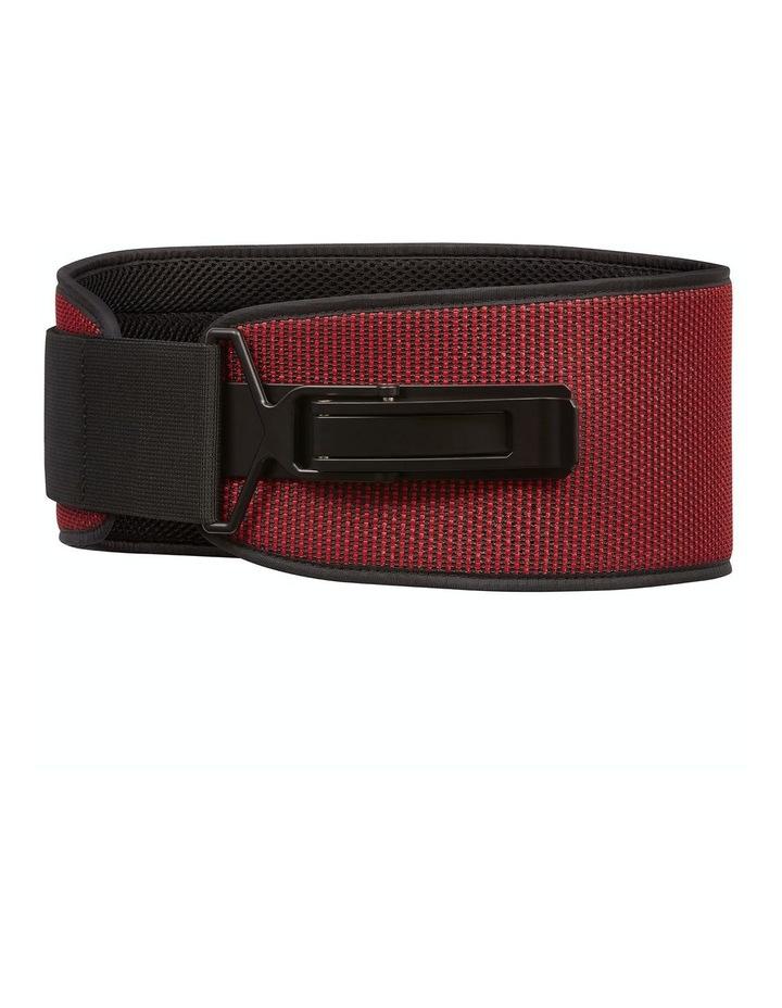 Reebok Flexweave Power Lifting Belt - Red/Small image 4