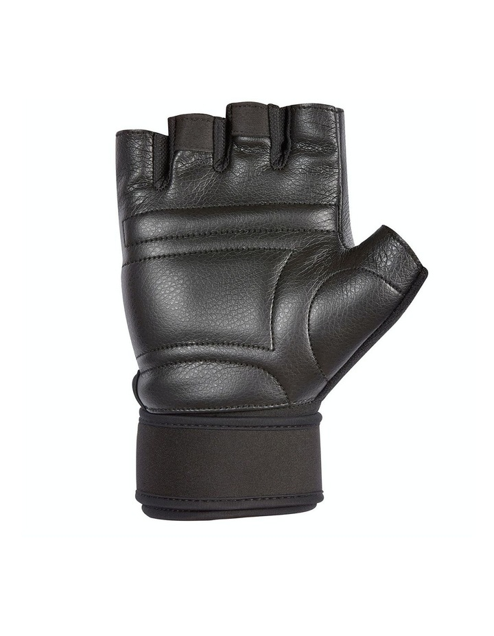 Reebok Lifting Gloves - Black, Red/Small image 2