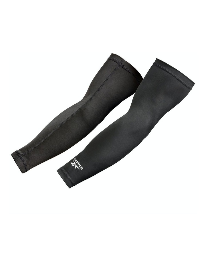 Reebok Arm Sleeves - Black - Small image 1