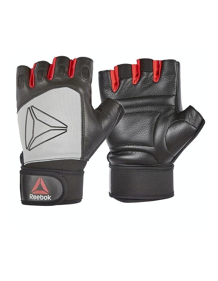 Reebok Lifting Gloves - Grey/Large image 1