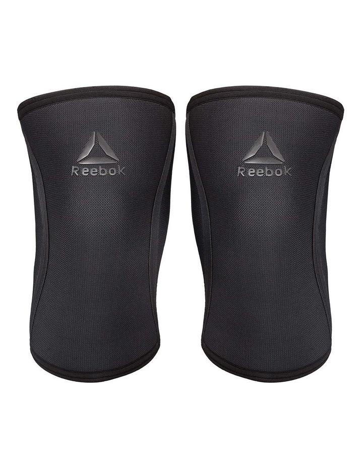 Reebok Knee Sleeves - Black / Medium image 2