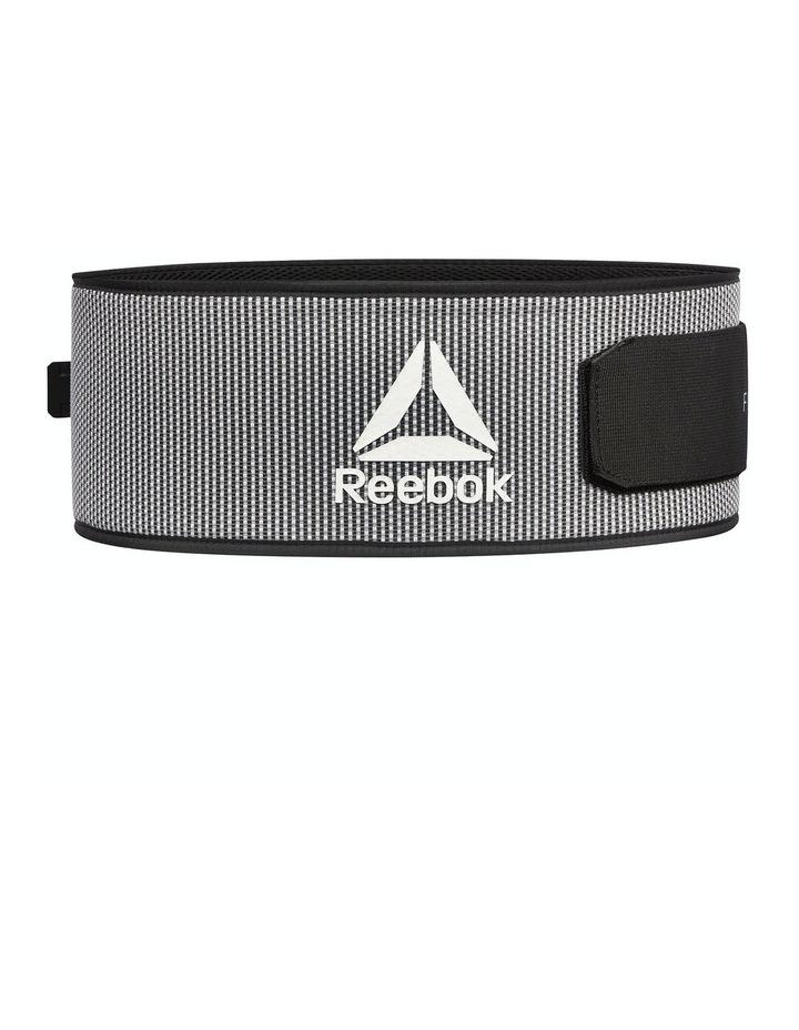 Reebok Flexweave Power Lifting Belt - White/Large image 1