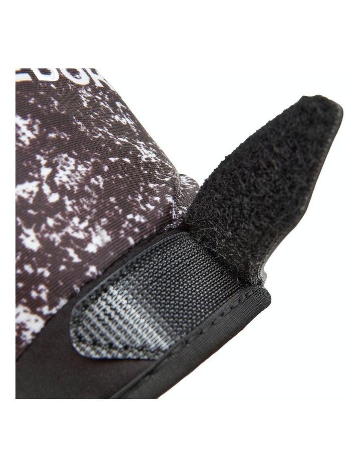 Reebok Womens Fitness Gloves - Black & White/Small image 5
