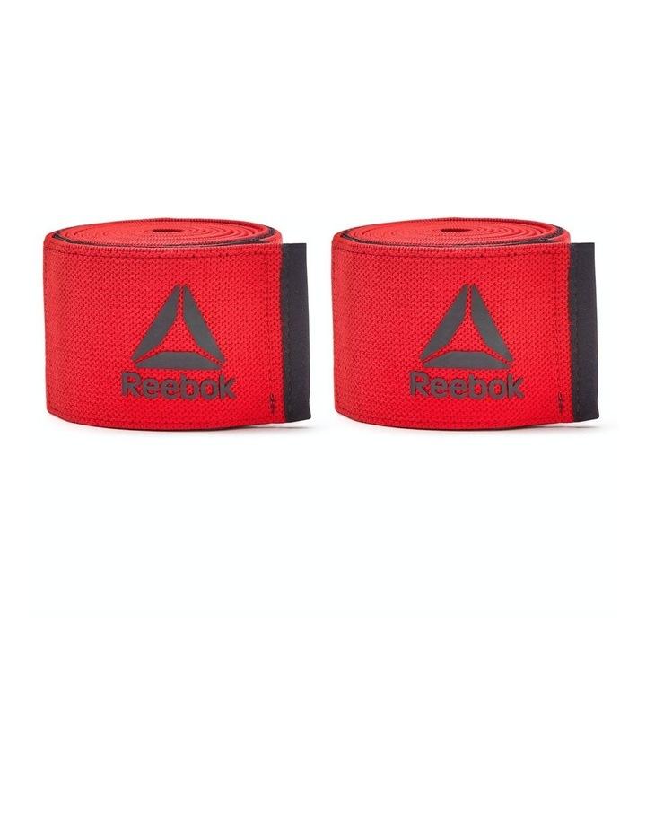 Reebok Knee Wraps - Red image 1