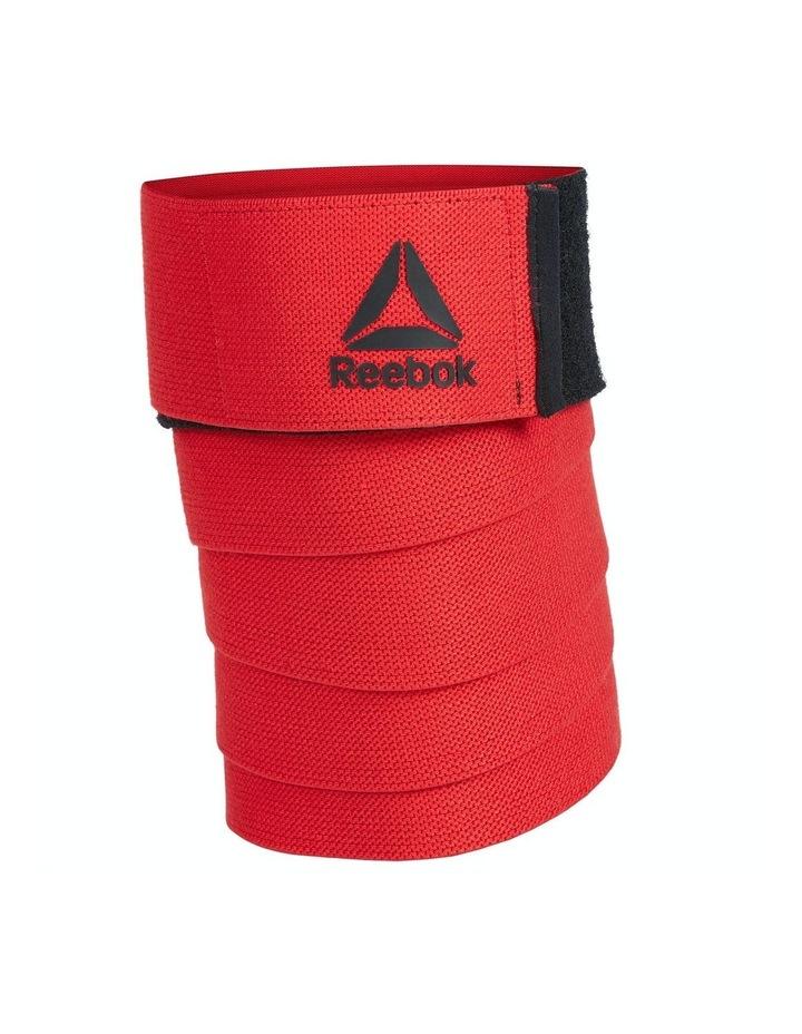 Reebok Knee Wraps - Red image 2