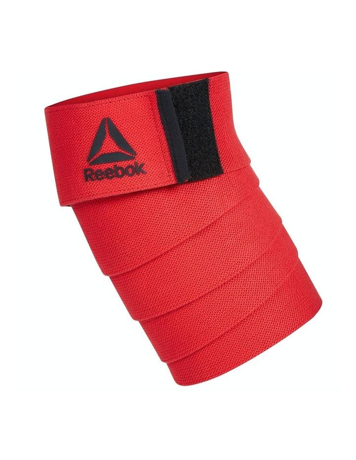 Reebok Knee Wraps - Red image 3