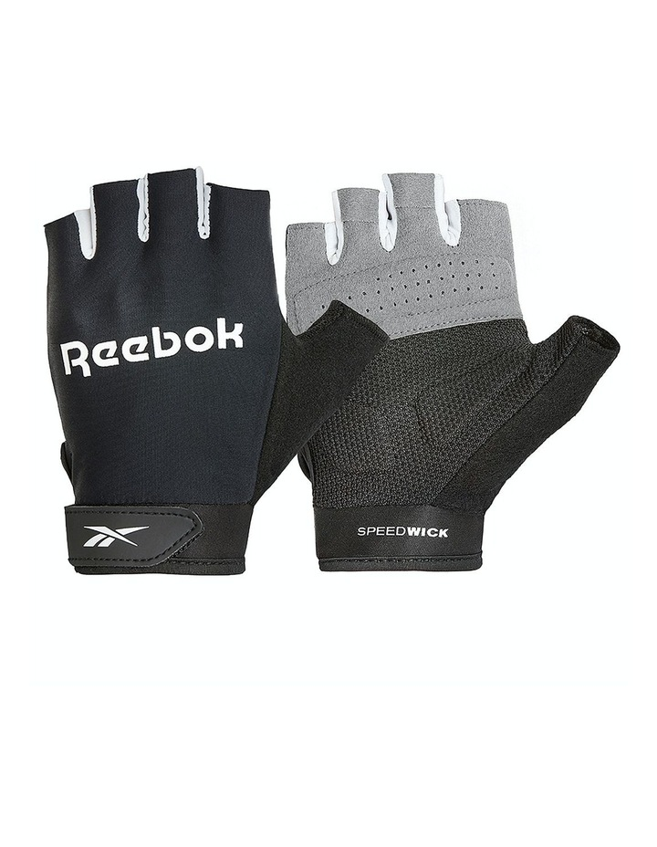 Reebok Fitness Gloves - Black/Small image 1