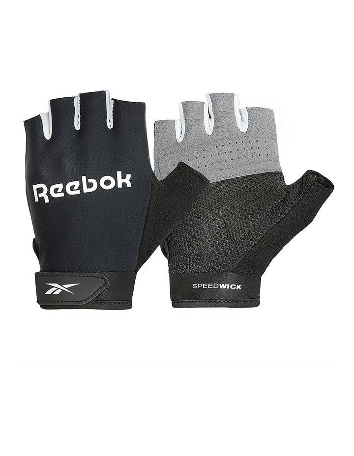 Reebok Fitness Gloves - Black/Large image 1