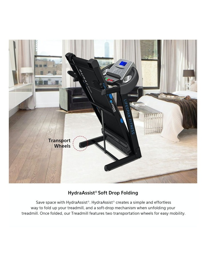 Pursuit Treadmill with FitLink image 5