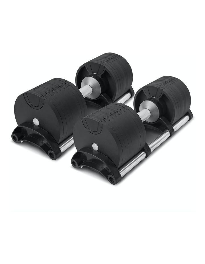 RevoLock Adjustable 32kg Dumbbell Set of 2 image 1