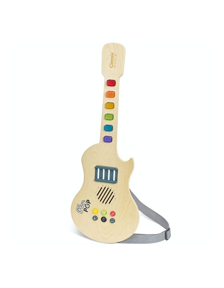 Classic World Electric Glowing Guitar image 2