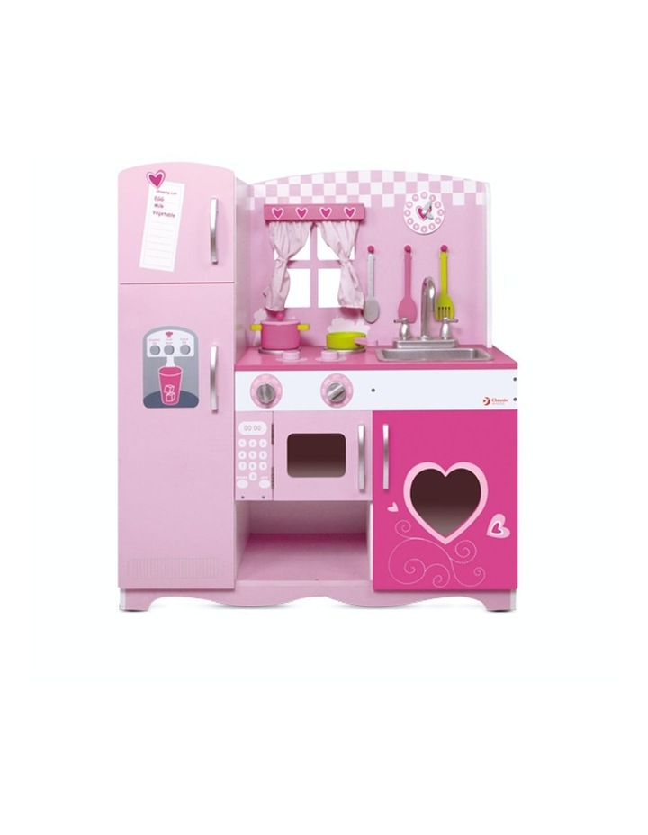 Pink Kitchen by Classic World Pink image 1