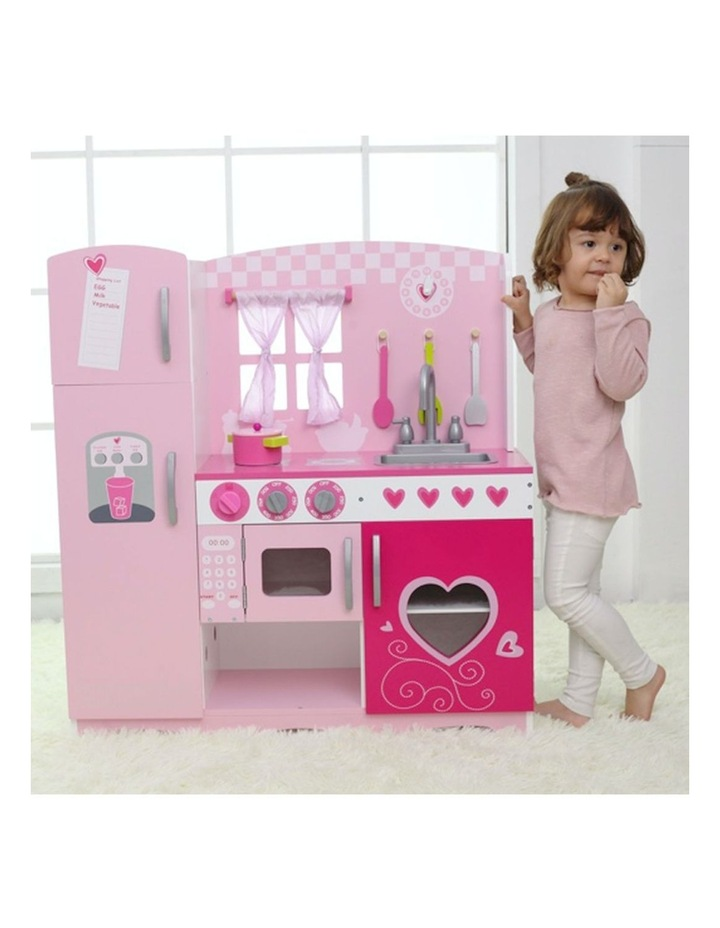 Pink Kitchen by Classic World Pink image 5