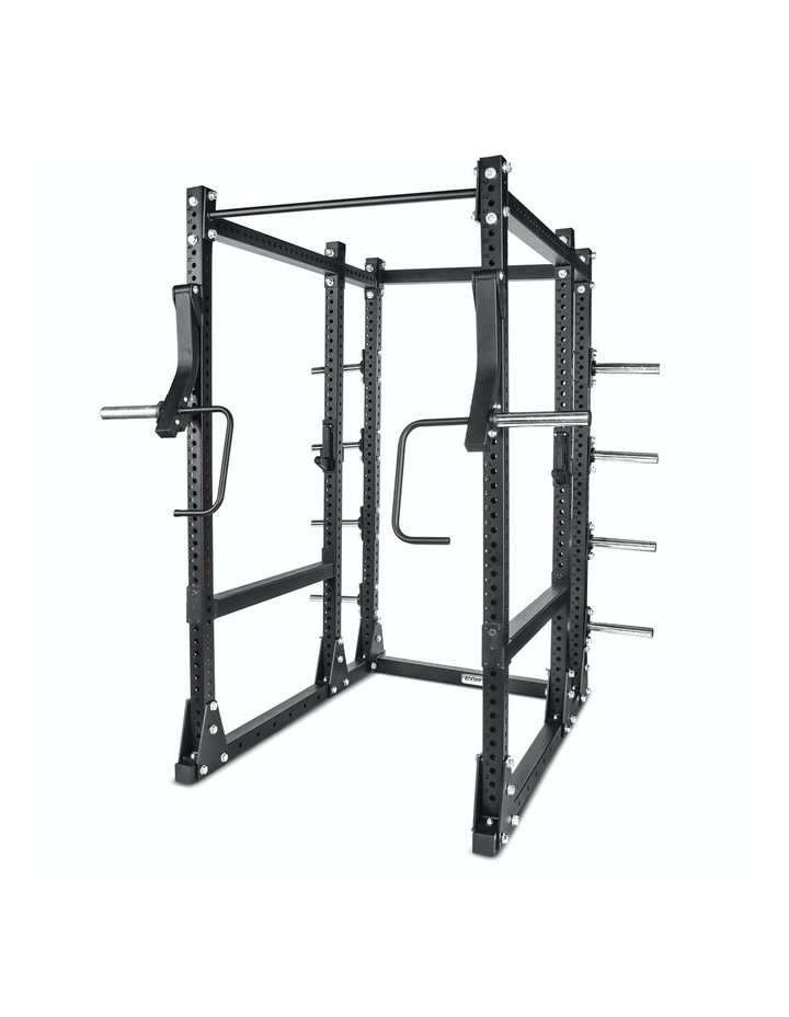 Alpha Series ARK06 Commerical Full Rack With Storage And Jammer Arms image 1