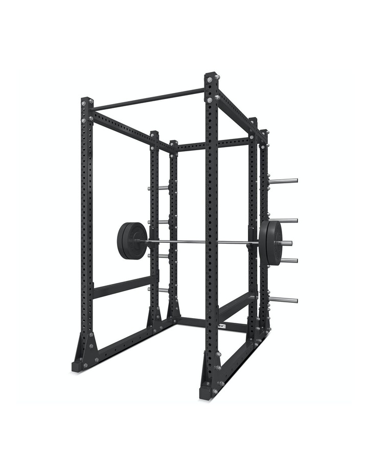 Alpha Series ARK06 Commerical Full Rack With Storage And Jammer Arms image 6