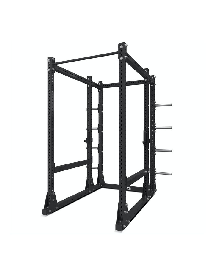Alpha Series ARK06 Commerical Full Rack With Storage And Jammer Arms image 7