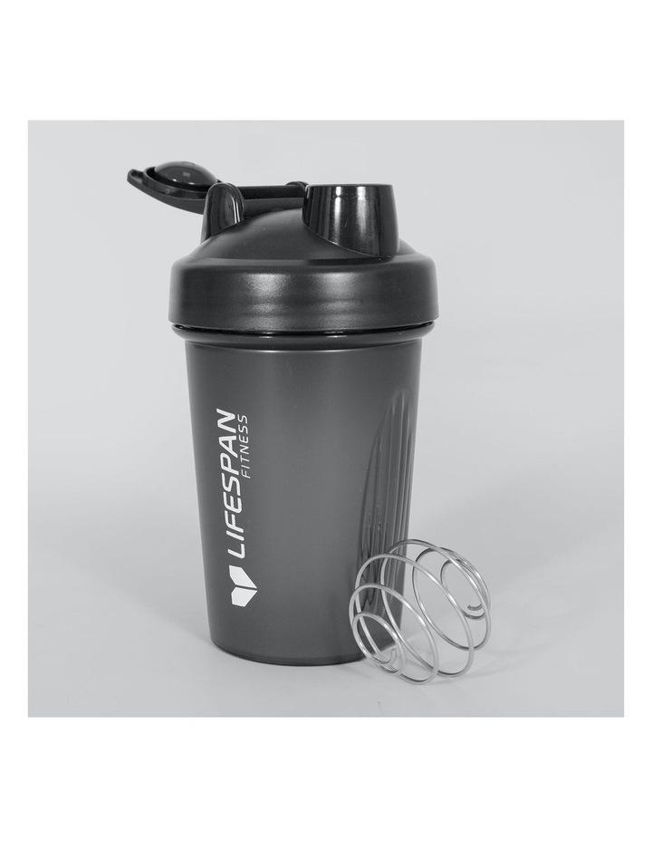 Shaker Bottle 500ml Pack of 2 Black image 3