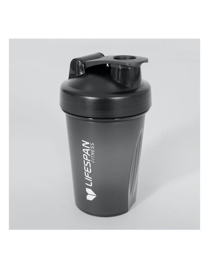 Shaker Bottle 500ml Pack of 2 Black image 4