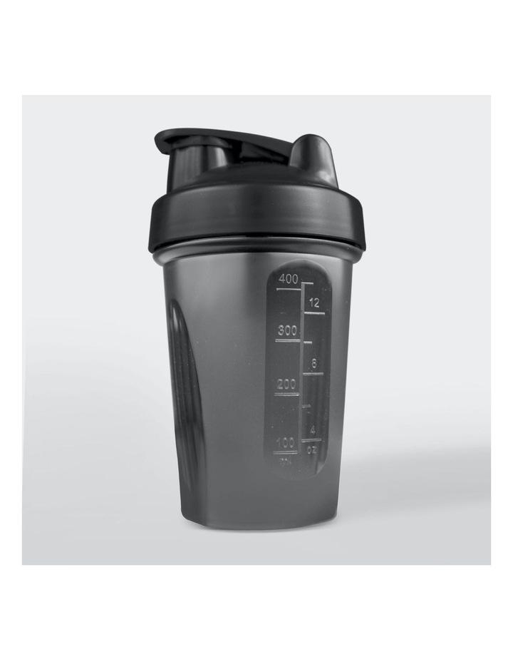 Shaker Bottle 500ml Pack of 2 Black image 5