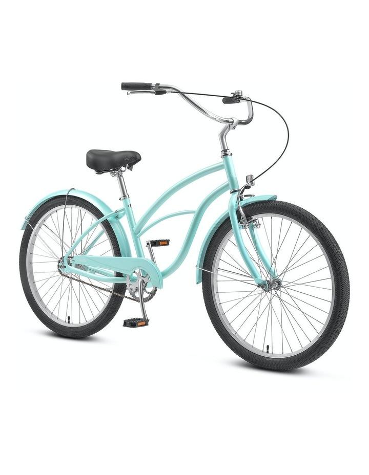 """Malibu S1 Ladies Cruiser Bike 26*15.5"""" - Mint image 2"""