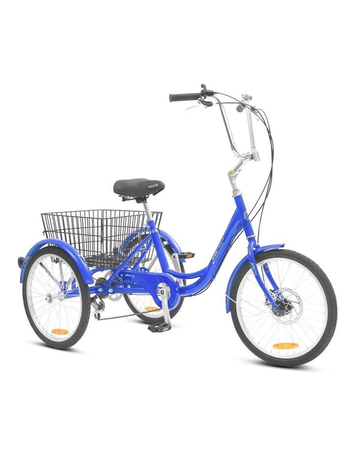 "RideFree 20"" Trike - Blue image 2"