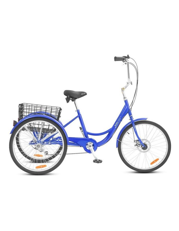 "RideFree 24"" Trike - Blue image 1"