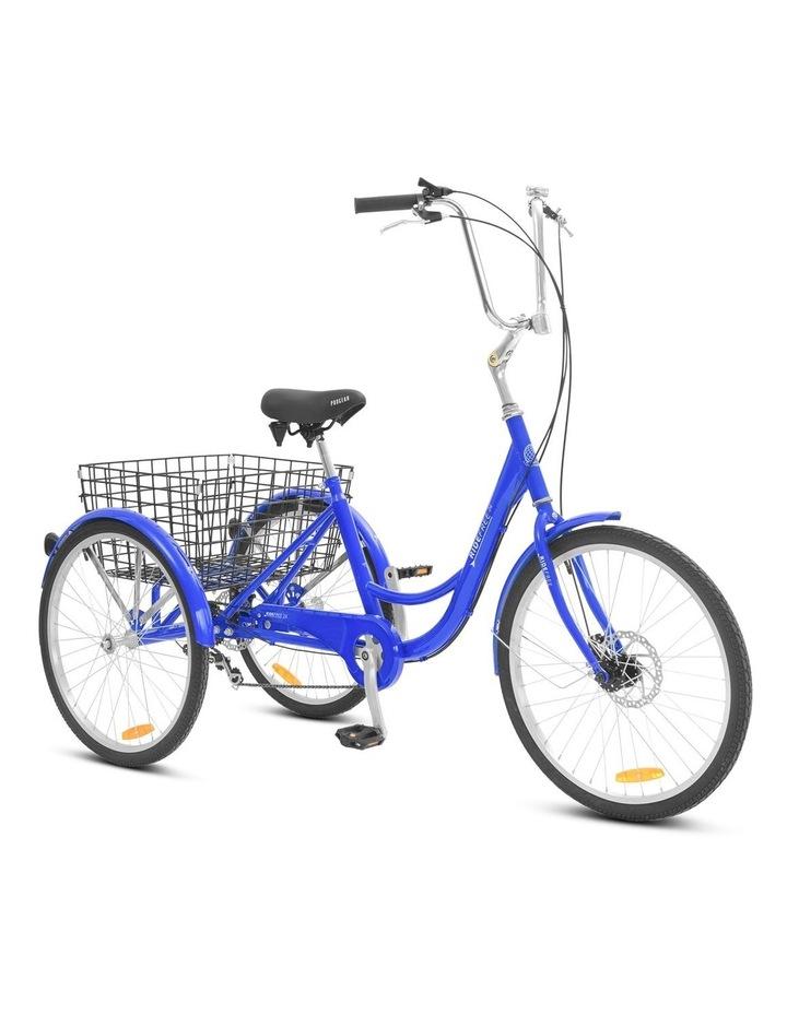 "RideFree 24"" Trike - Blue image 2"