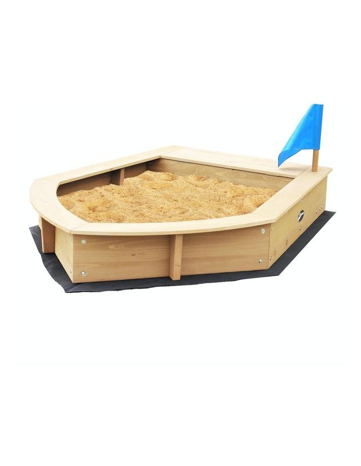 Boat Sandpit image 1