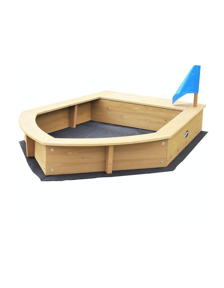 Boat Sandpit image 3