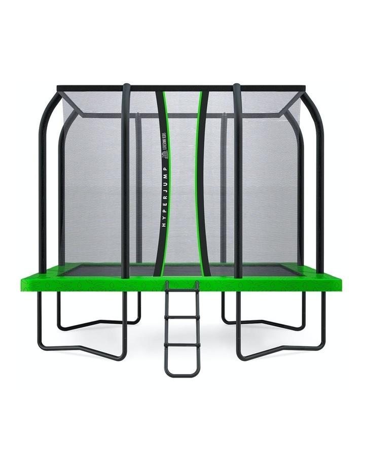 HyperJump-R Rectangular Spring Trampoline 7ft x 10ft image 1