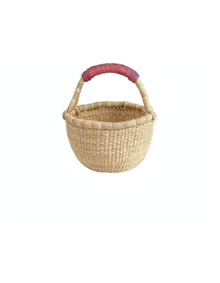 Mini Fairtrade Market Basket image 1