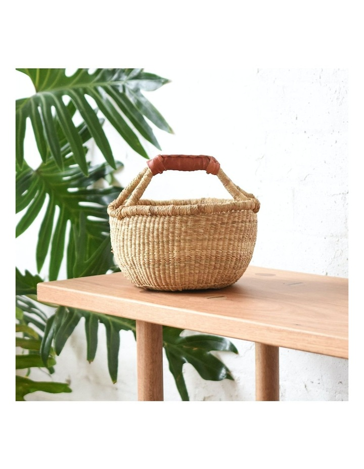 Mini Fairtrade Market Basket image 2