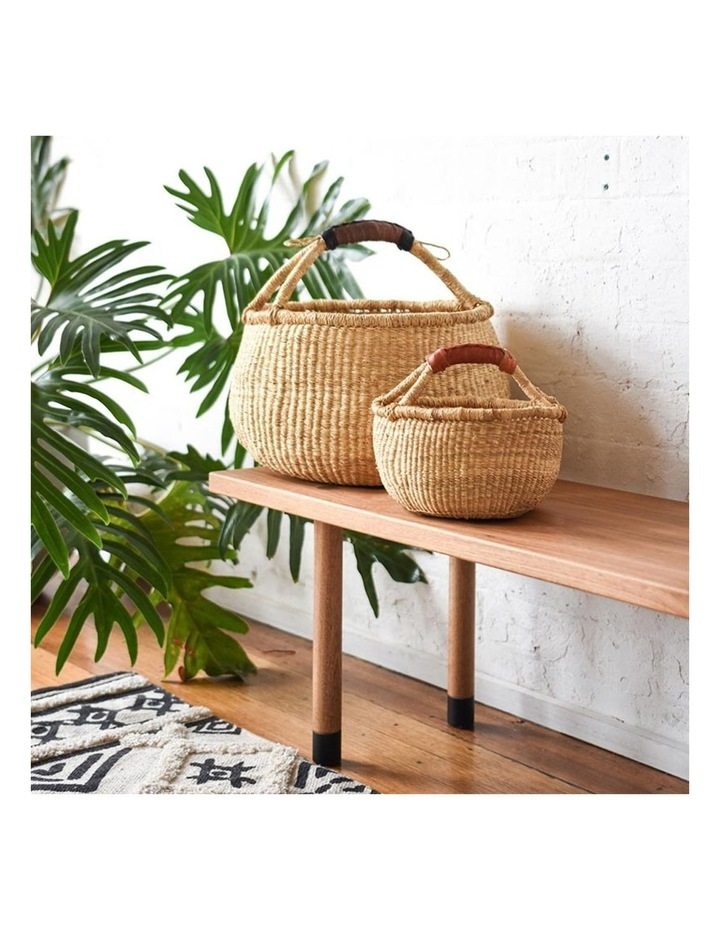 Mini Fairtrade Market Basket image 3