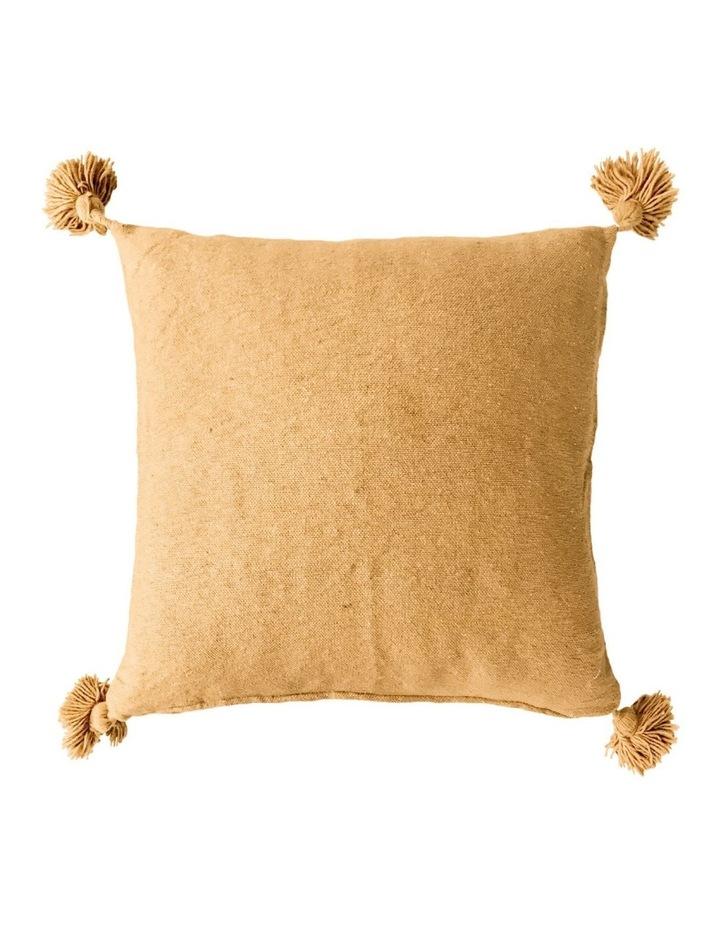 Harper Moroccan Cushion Gold image 1