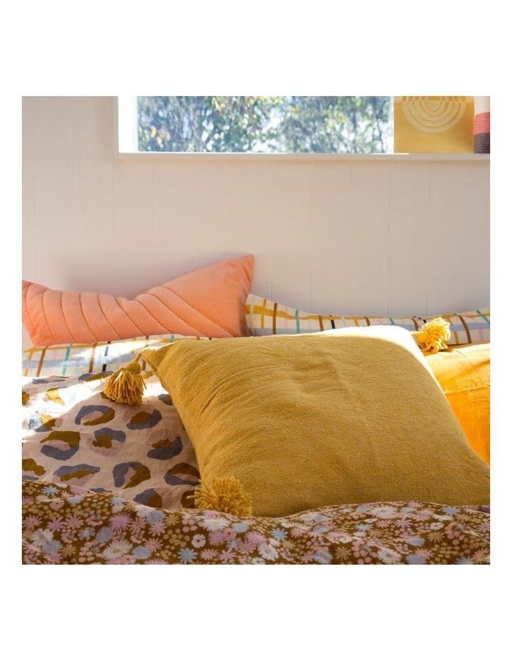 Harper Moroccan Cushion Gold image 3