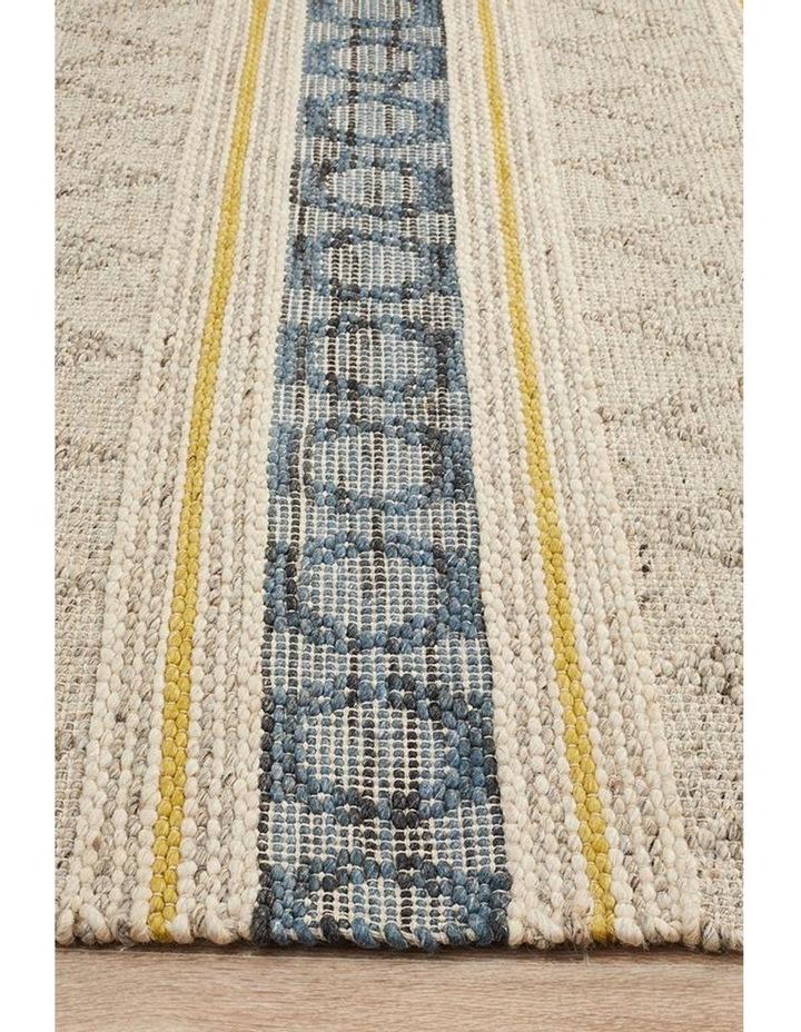 Miller Rhythm Opus Silver Rug image 4
