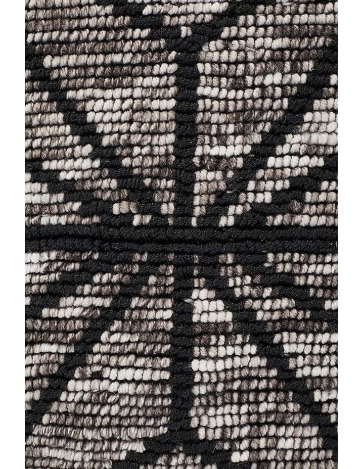 Miller Rhythm Motif Charcoal Rug image 5