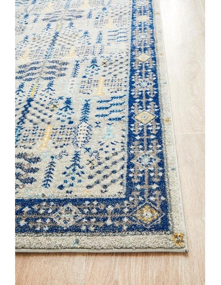 Century 988 Blue Runner Rug image 3