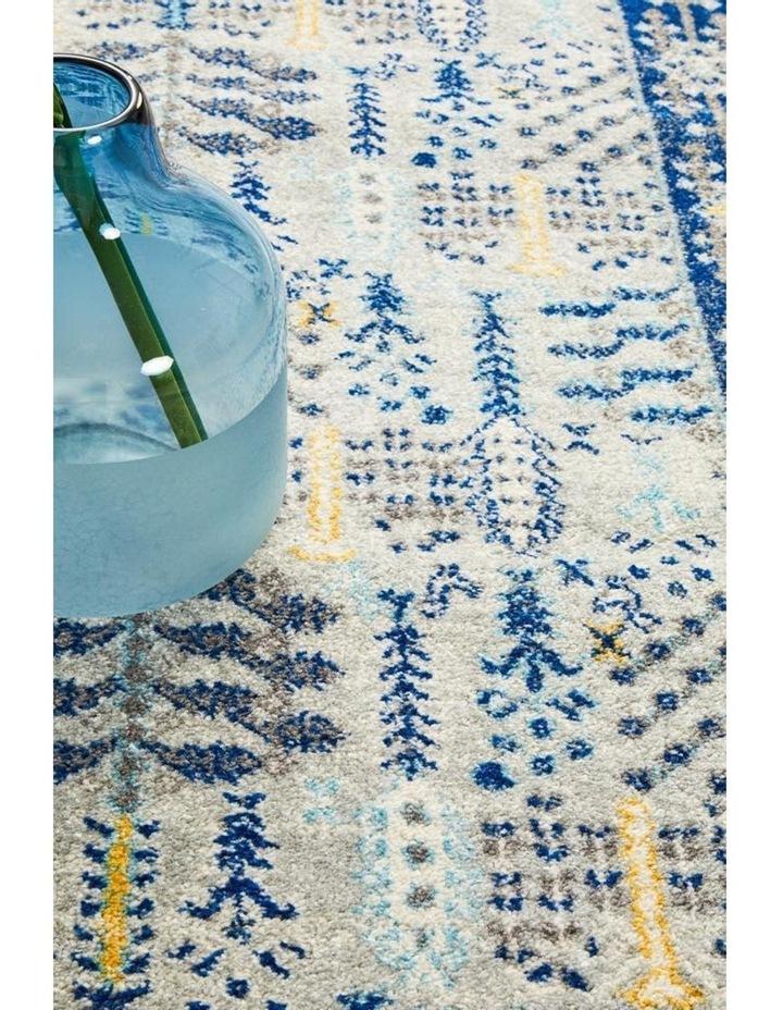 Century 988 Blue Runner Rug image 5