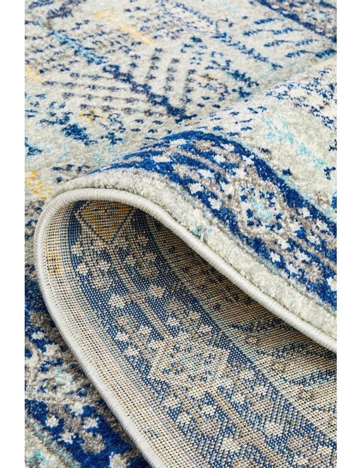 Century 988 Blue Runner Rug image 6